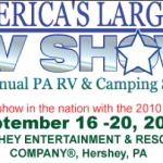 See the 2010 RV Models at the Hershey RV Show