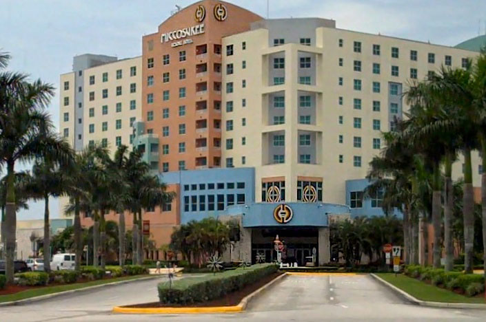 Miccosukee Casino in Miami
