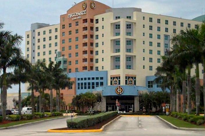 Miccosukee casino resort 13
