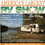 See the New RV Models at Hershey RV Show