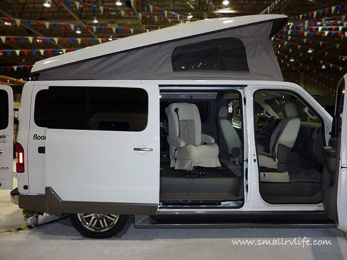 2012 Roadtrek N6 Active For Families On The Go Small Rv Life