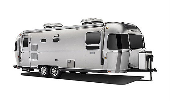 2013 Airstream Land Yacht Exterior