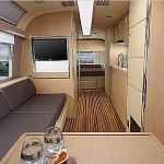 2013 Airstream Land Yacht Interior